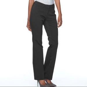 Women's Apt. 9® Torie Midrise ModernFit DressPants
